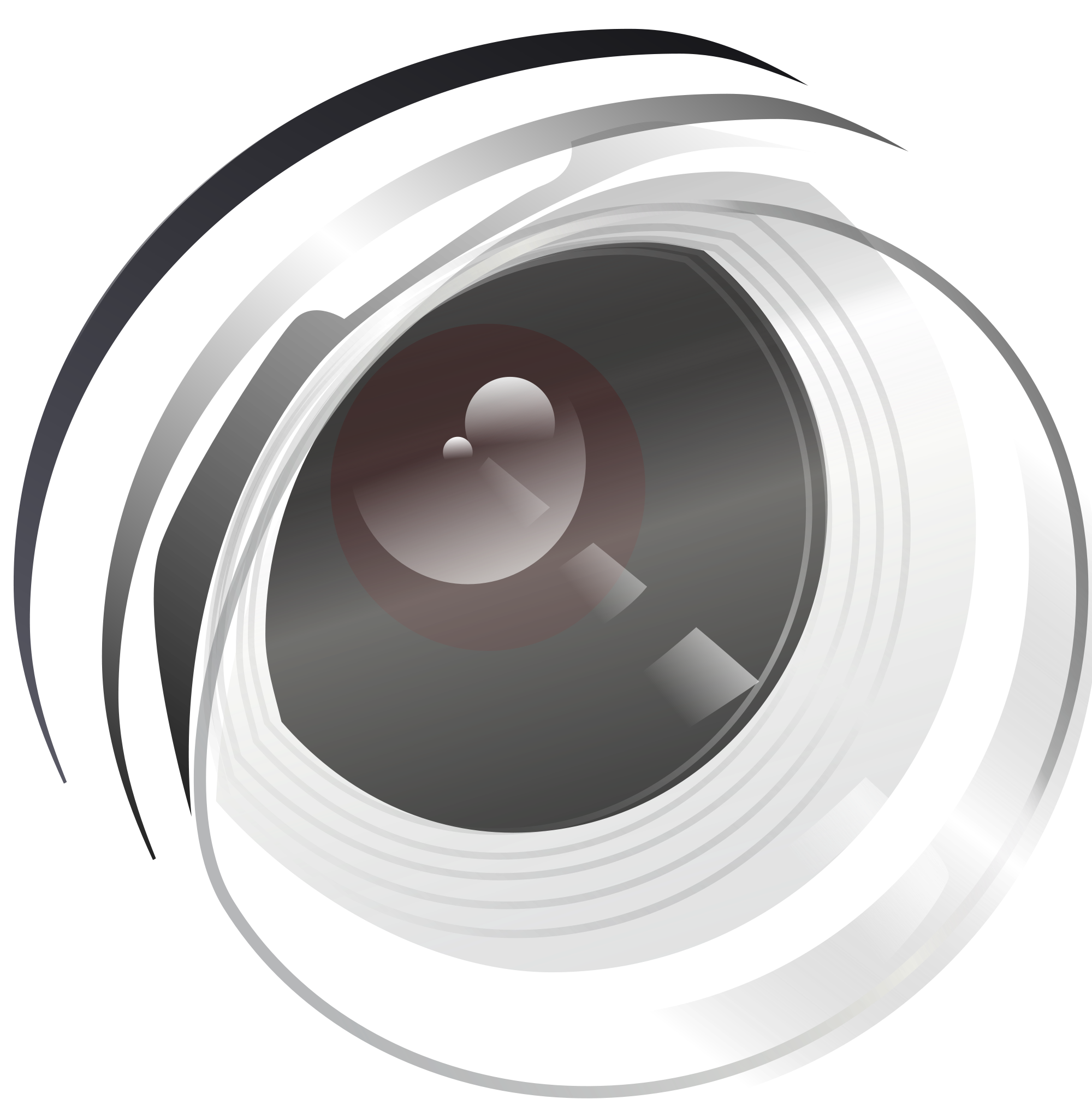 Free camera download clip. Lens drawing logo hd png png black and white stock