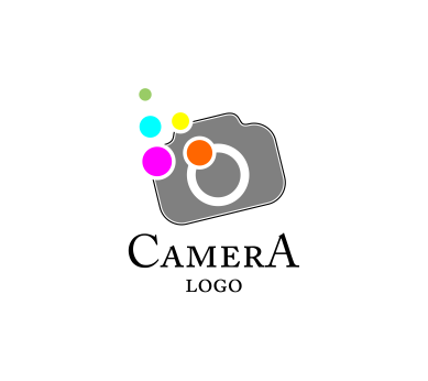 Photography camera logo design png. Free download clip art