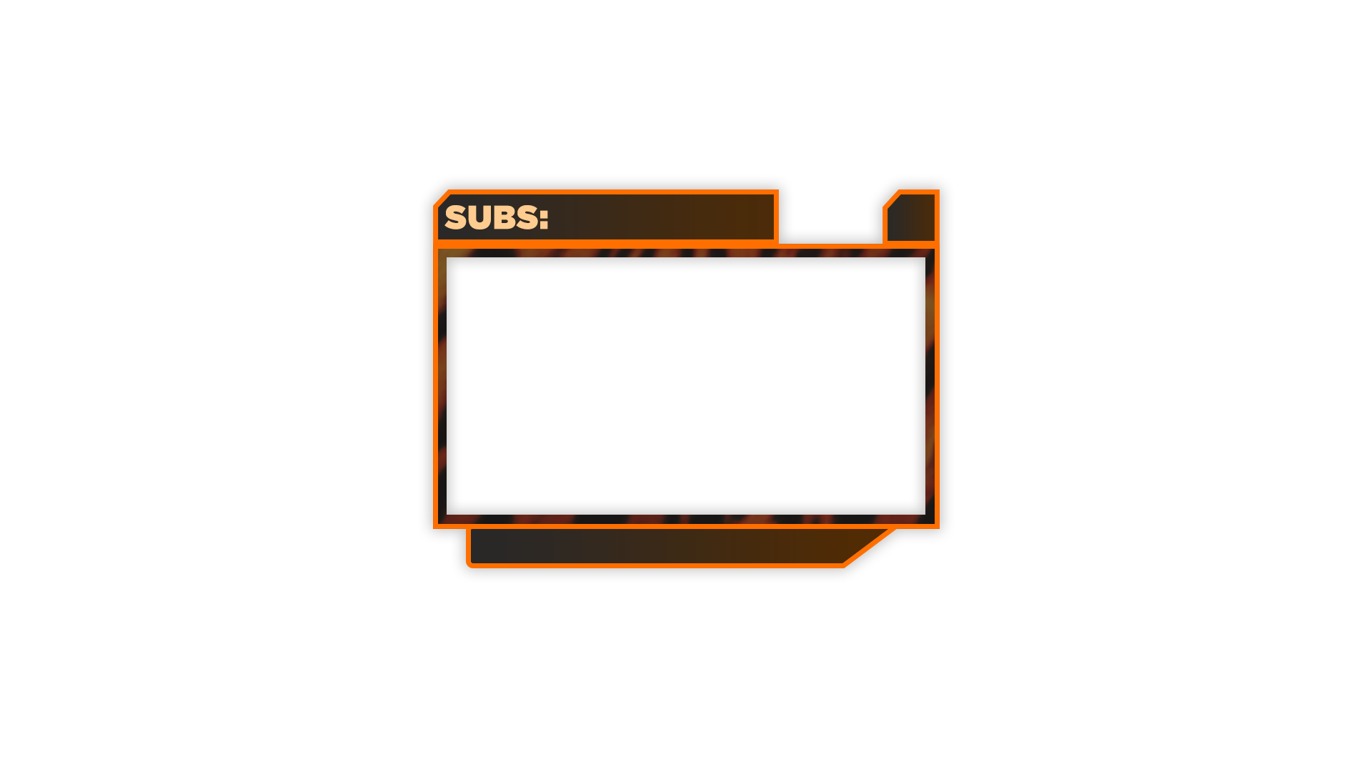 Camera overlay png. Webcam twitch streaming media