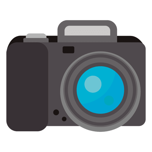 Camara vector digital camera. Travel icon transparent png