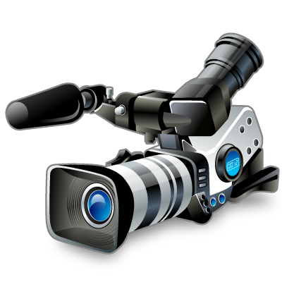 Camera png logo. Real vista by iconshock
