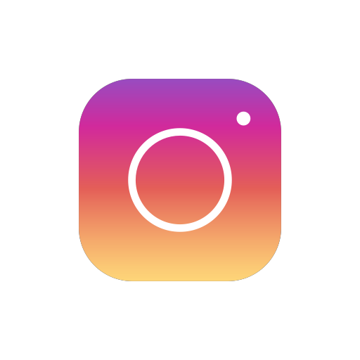 Camera png logo. Instagram ui flat by