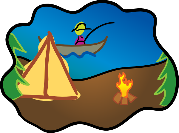 Cartoon clipart camping. Free camp cliparts download