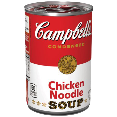 Campbell soup png. S chicken noodle yocart
