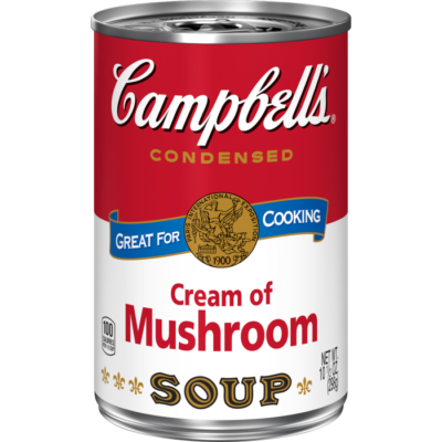 Campbells soup png. Campbell s condensed cream