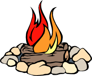 Panda free images campfireclipart. Campfire clipart image freeuse library