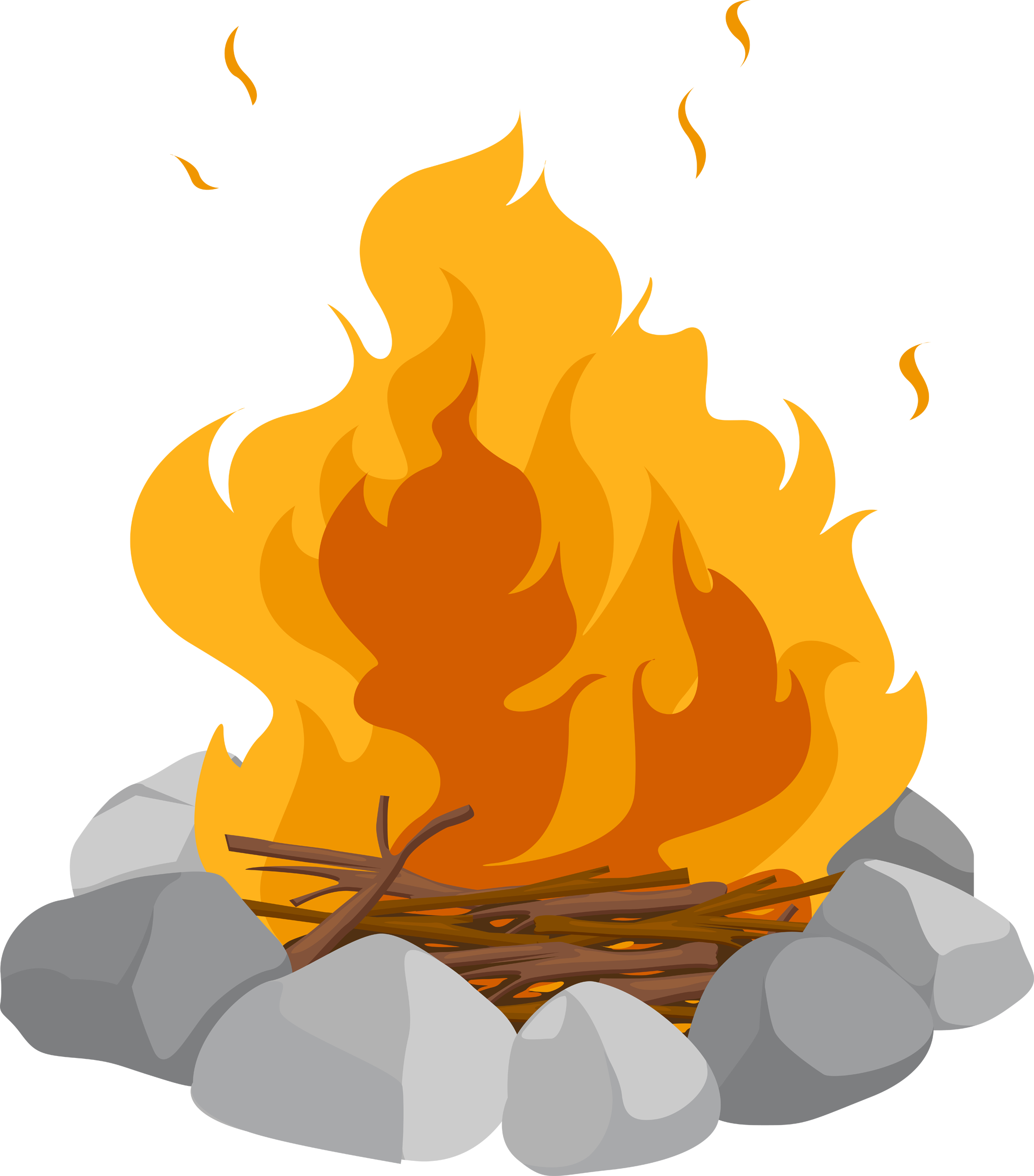 Png images transparent free. Campfire clipart clip freeuse download