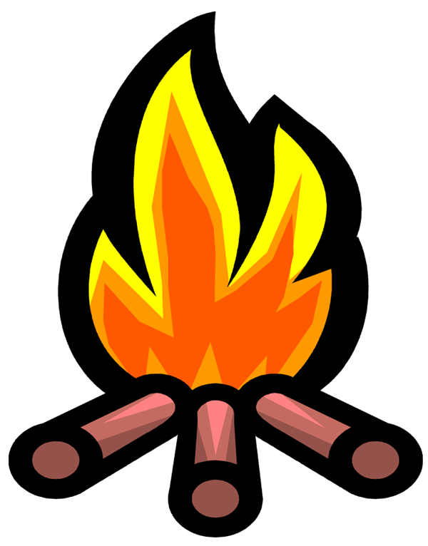 Png free icons and. Campfire clipart svg black and white