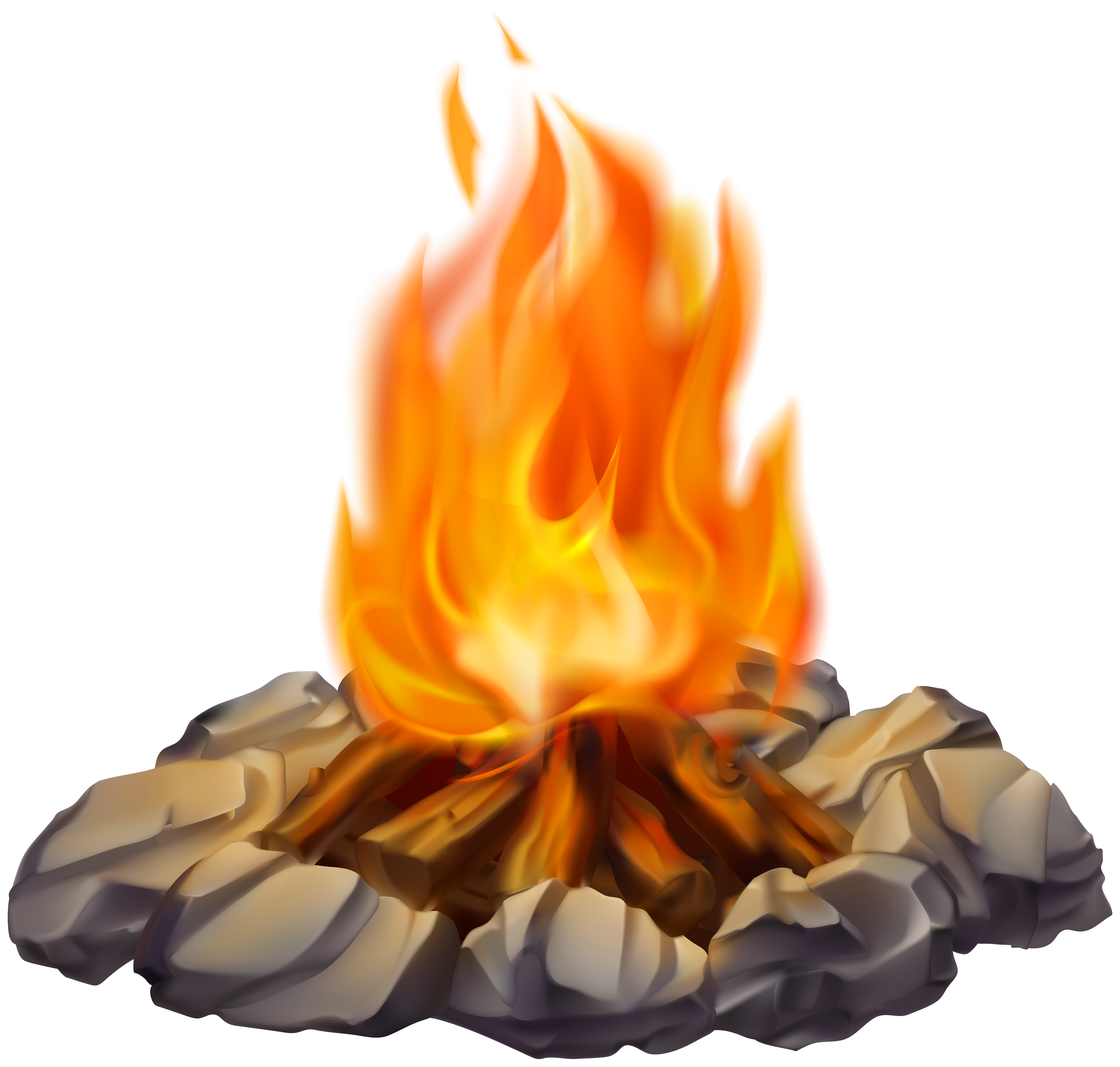 Png clip art image. Campfire clipart image stock