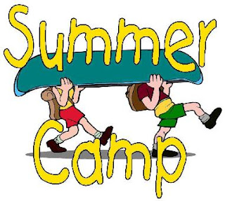 Camping clipart camp counselor. Packing for summer tag