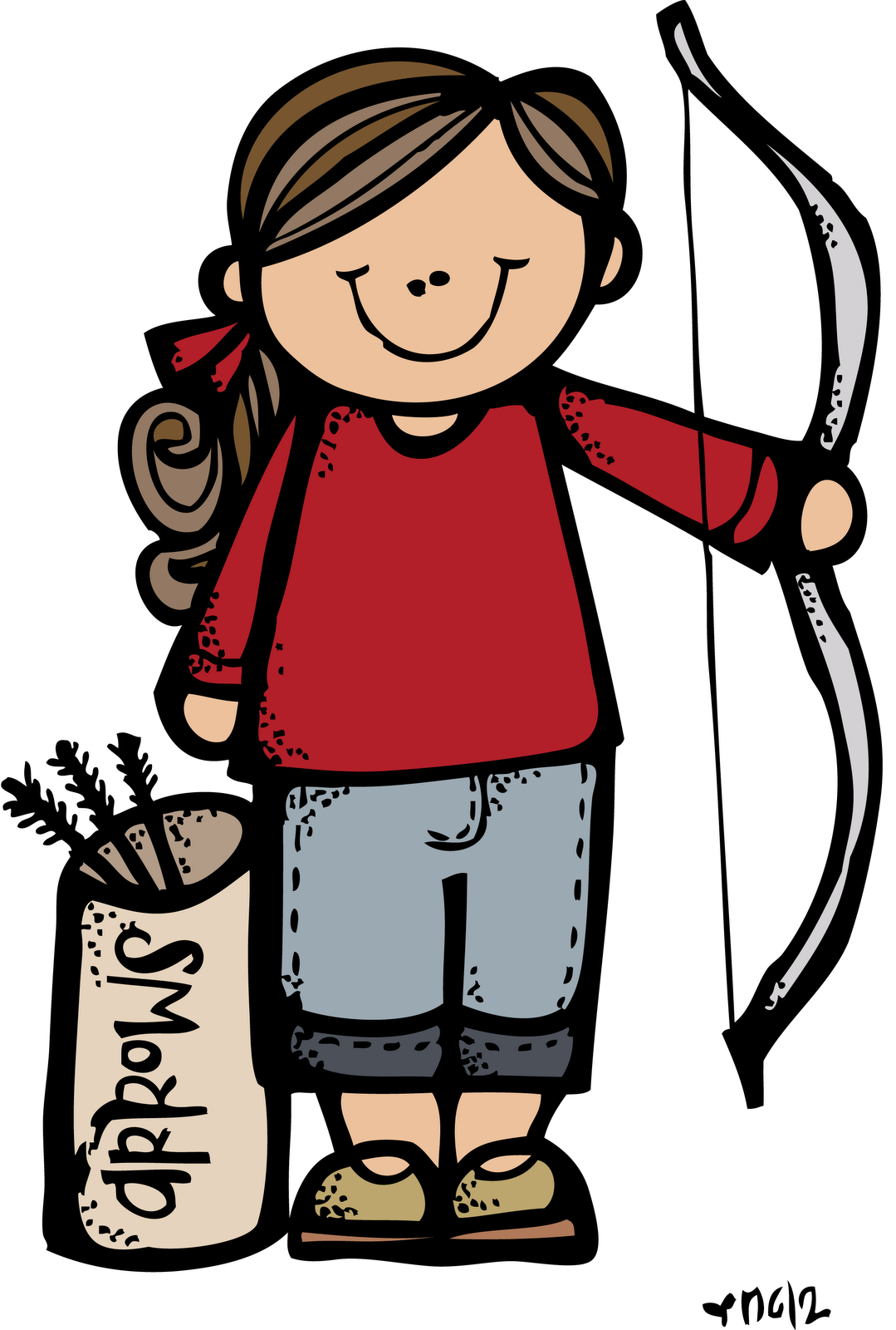 Super cute girls camp. Fort drawing svg library library