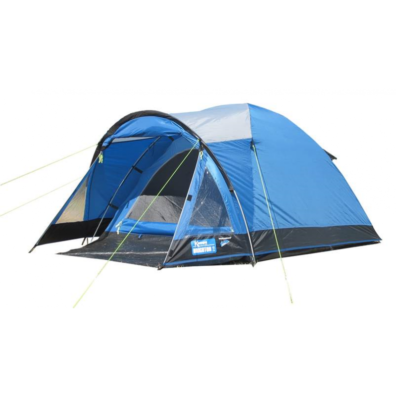 Tent transparent clear dome. Kampa brighton man camping