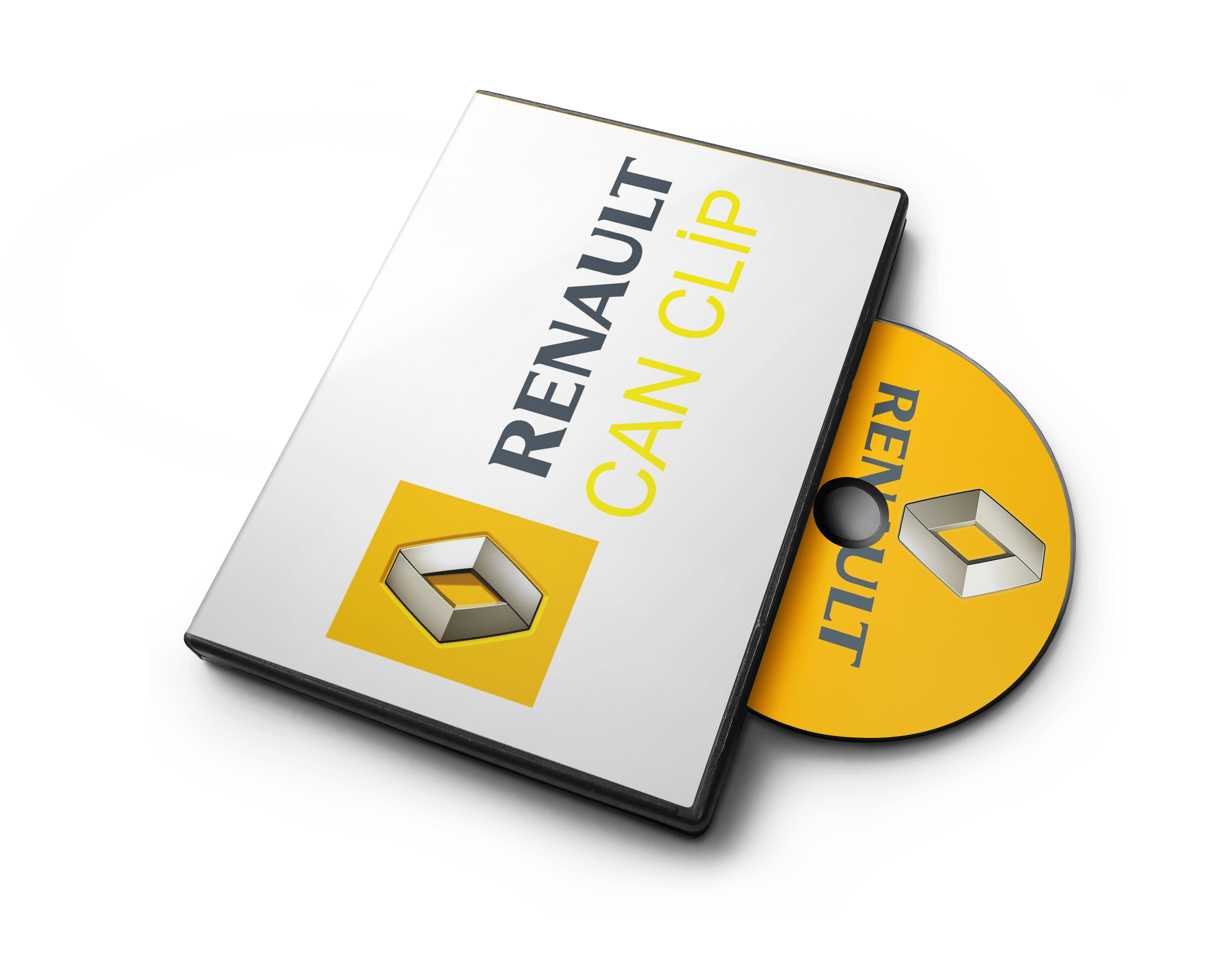 Can clip renault. Program t rk e
