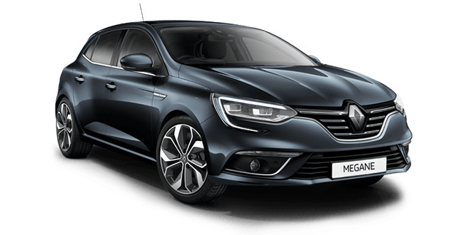 Can clip renault megane. New hatch deals for