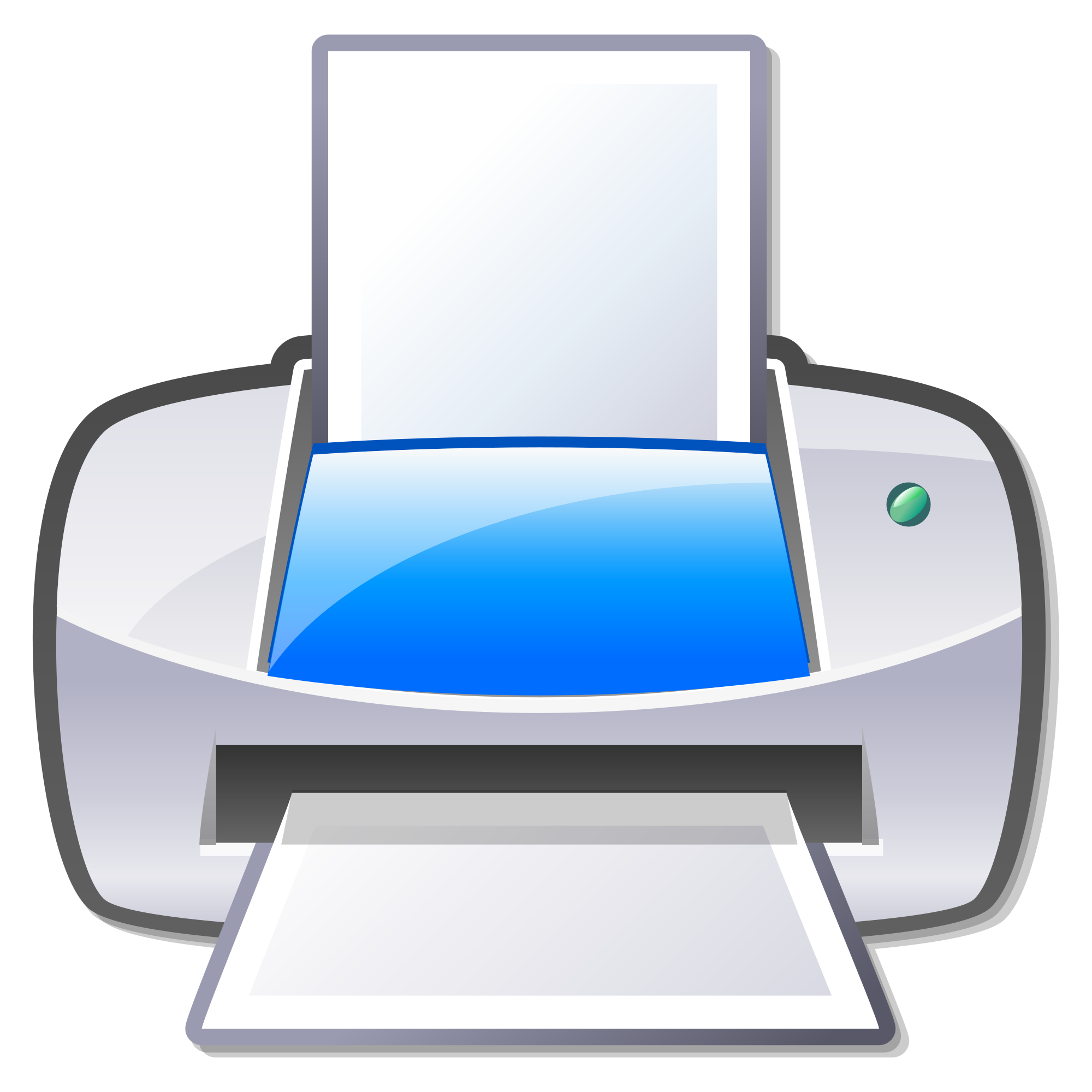 Can you print png files. File gnome dev printer