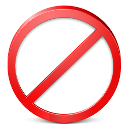 Cancel sign png. Image