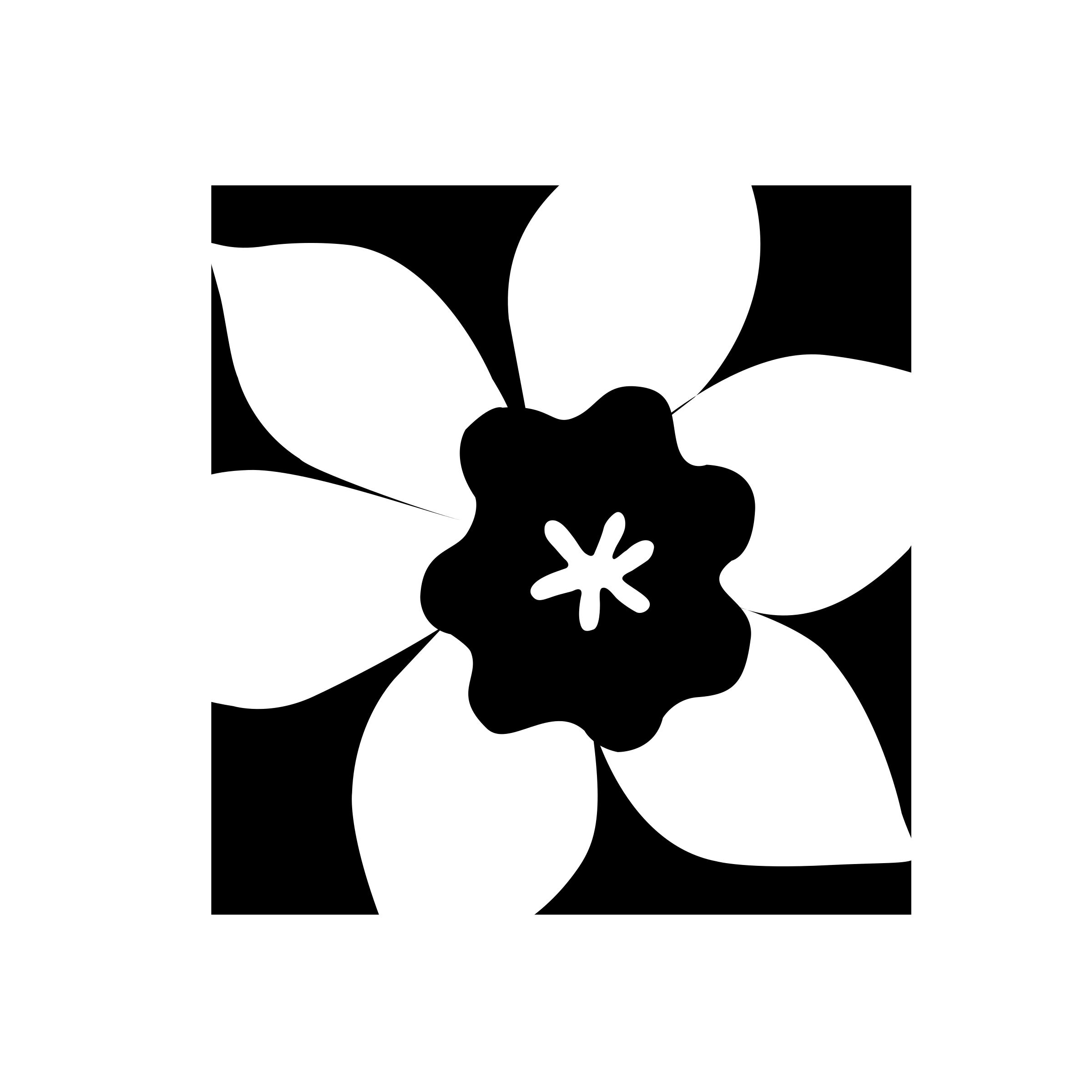 Cancer vector black and white. Canadian society logo png