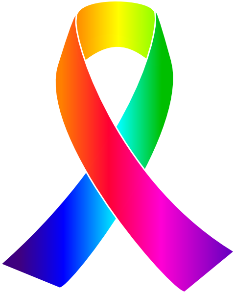 Cancer vector file. Awareness ribbons clip art