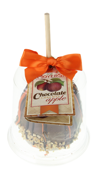Candied apples png. Moyers seasonal chocolate caramel