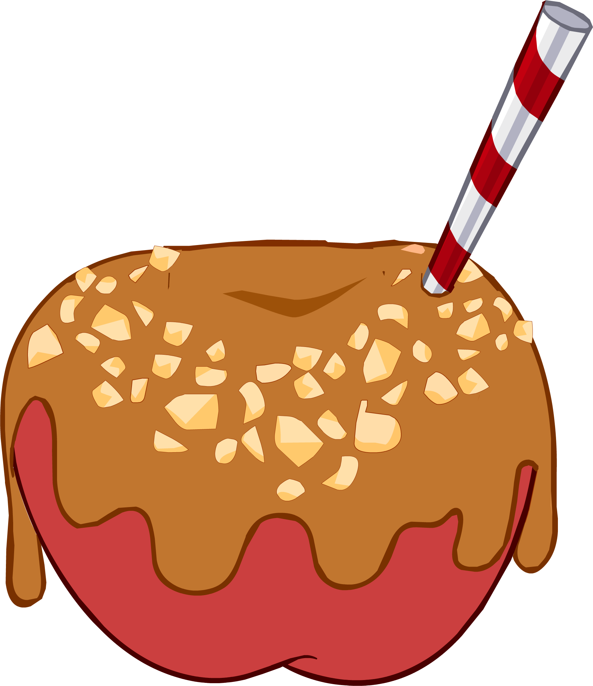 Candied apples png. Image caramel apple costume