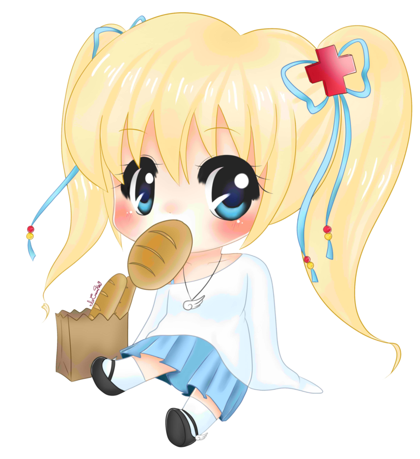 Candies drawing adorable. Chibi candy by icecreamkari