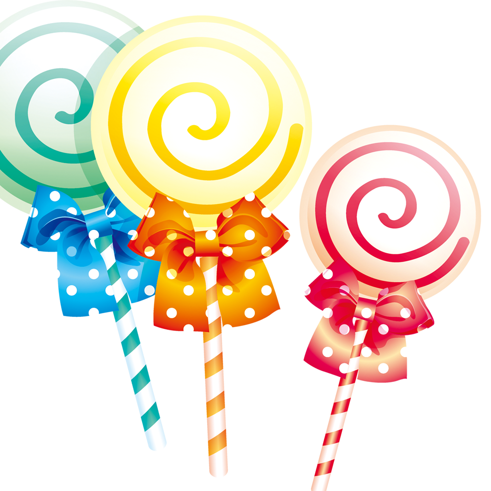 Drawing candy creative. Lollipop cartoon transprent png