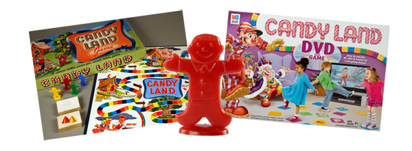 Candies drawing toffee. Candy land national toy