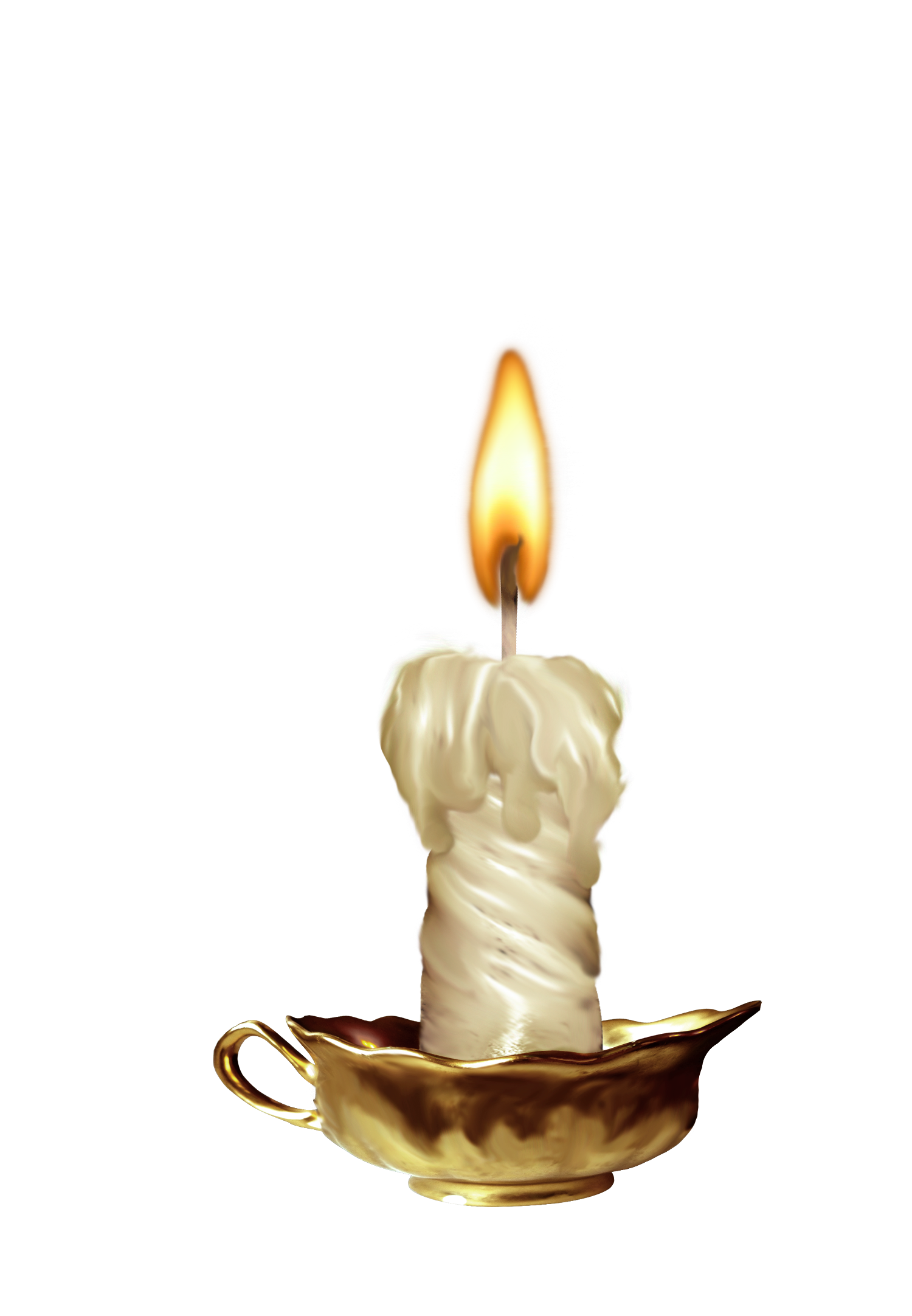 Png candles. Candle light clip art