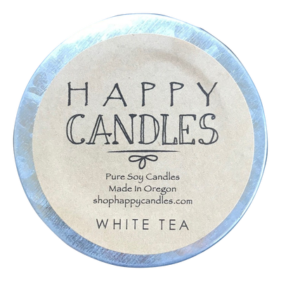 Candle label png. Custom candles in portland