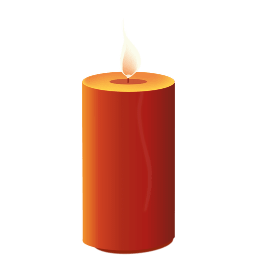 Glossy red png svg. Transparent candles candle light svg stock