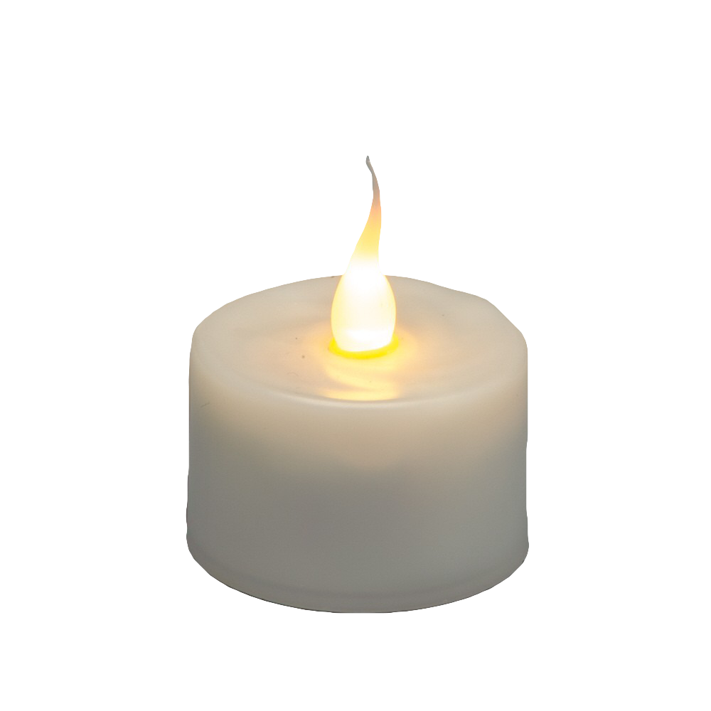Candle light png. Induction range rechargeable tea