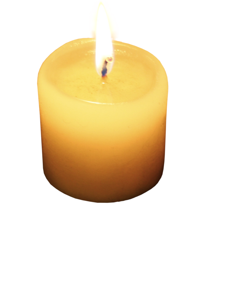 Candle png. Burning by camelfobia on