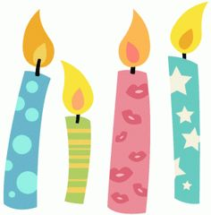 Candles clipart. Free large images cards clip art library
