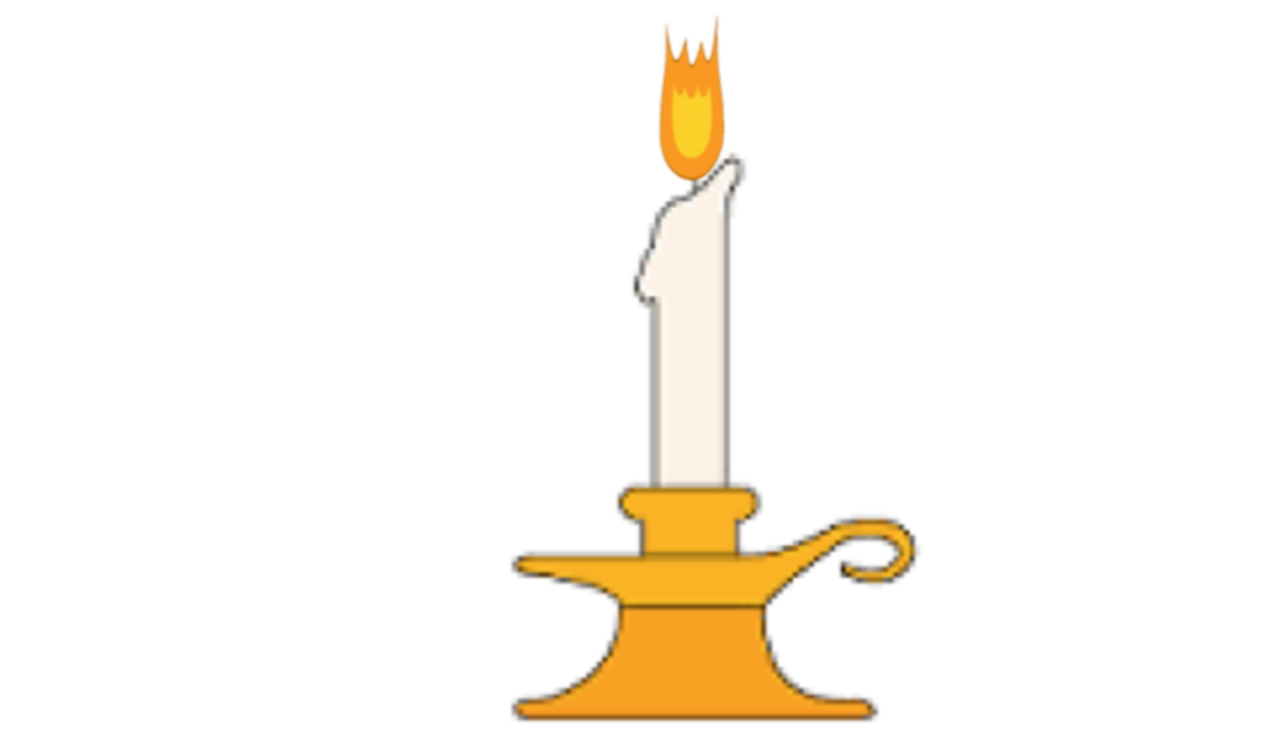 Candles drawing png. Candle body object survival
