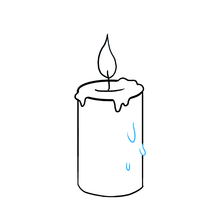 How to draw a. Drawing candles candle light clip art transparent
