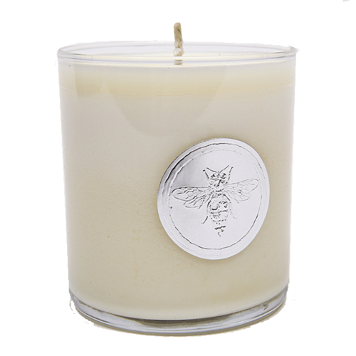 Candles in glass png. Ella b pure soy