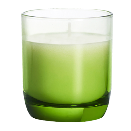 Candles in glass png. Bolsius fading scented candle