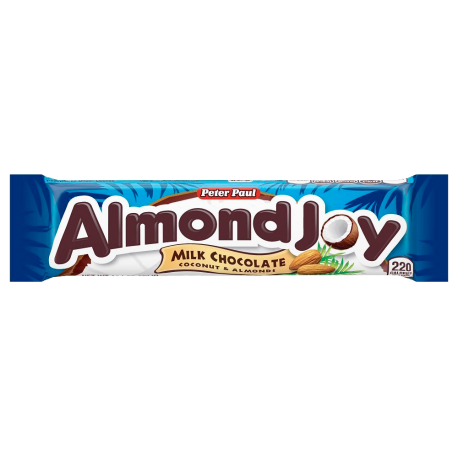 Candy bar png. Almond joy the american