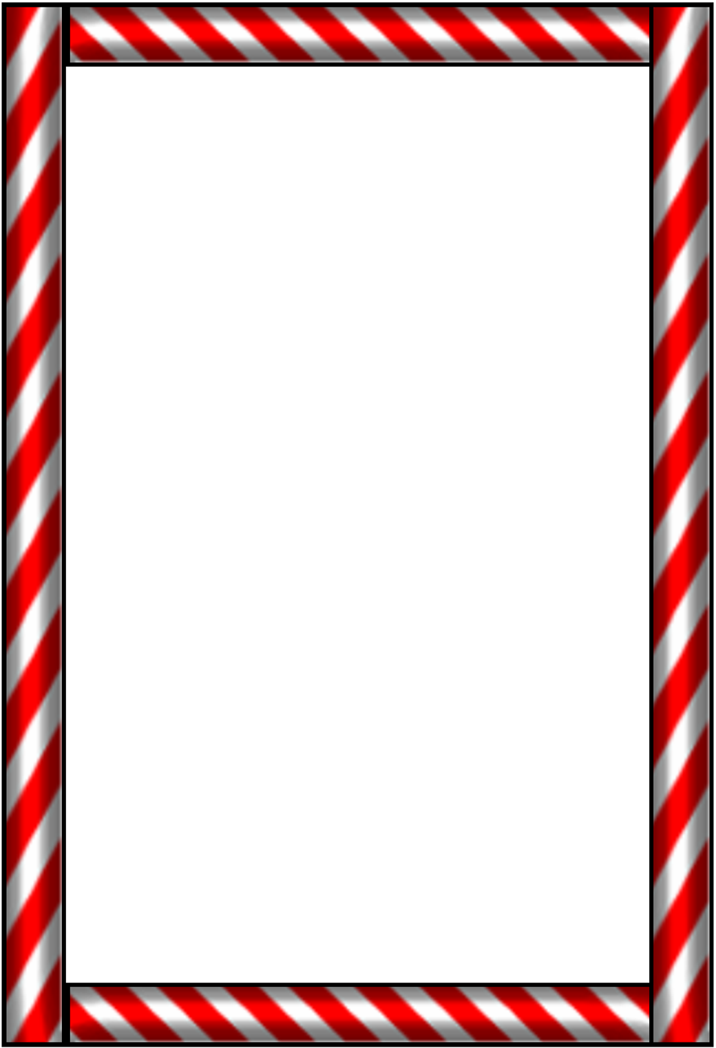 Candy cane border png. Clip art borders google