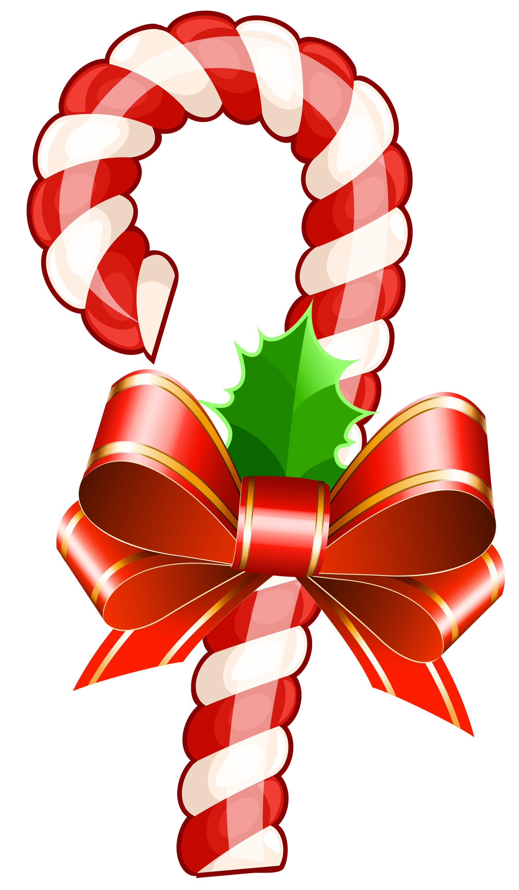 Candy cane clipart png. Large transparent christmas gallery