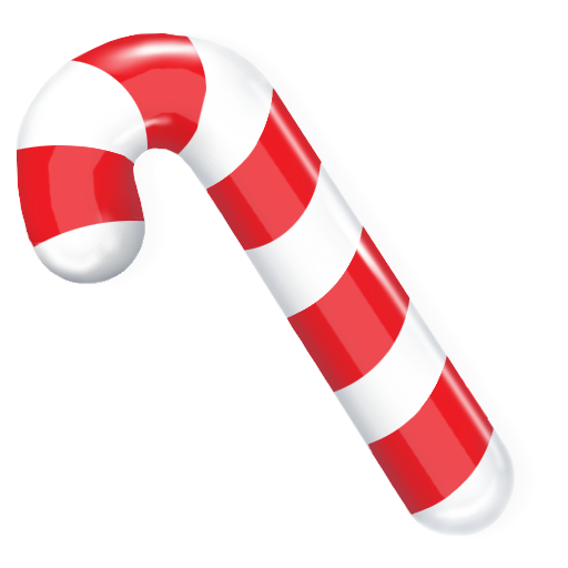 Vector stripe candy cane. Png clipart mart