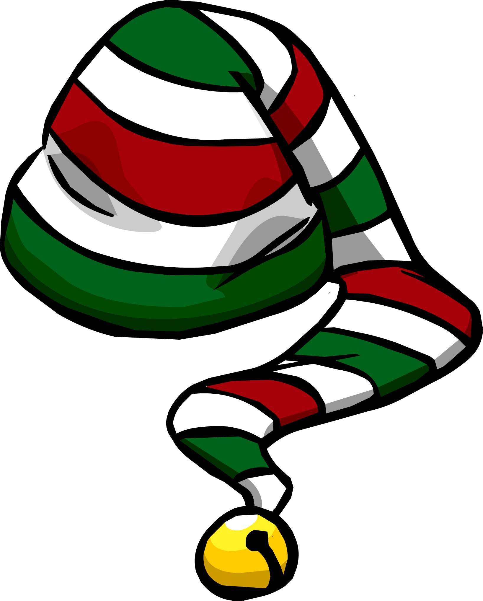 Candy cane transparent png. Image hat club penguin