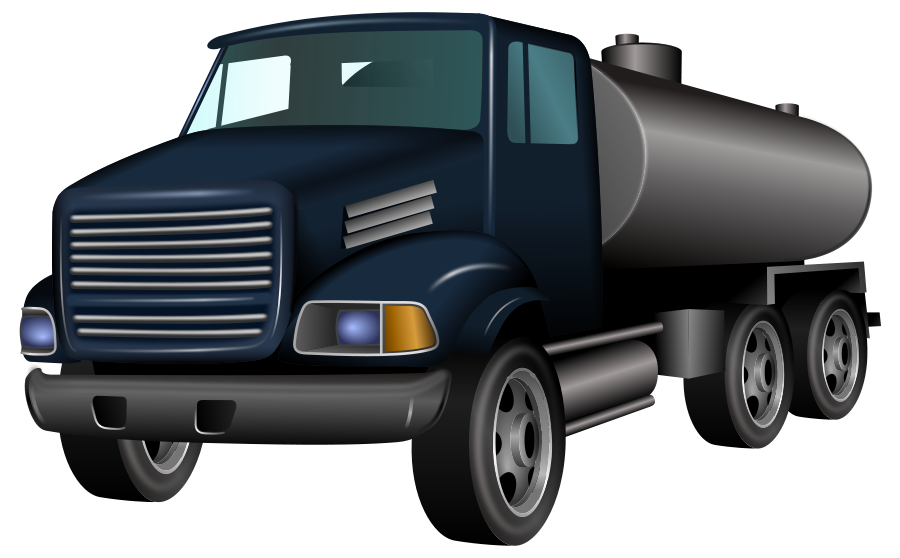 Transportation vector flat bed truck. Free download clip art