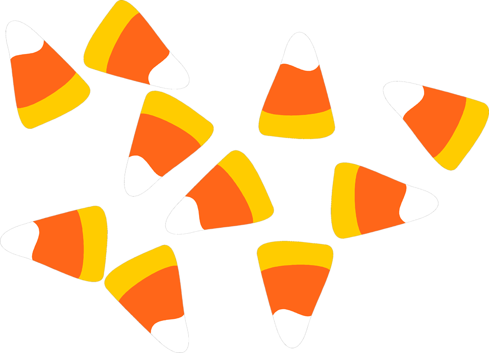 Candy corn png. Image illustration of pv