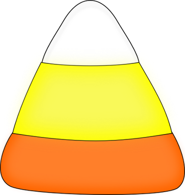 Candy corn png. Free svg pattern and