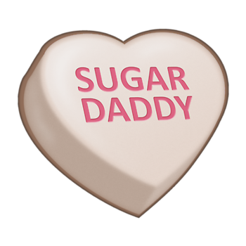 Candy heart png. Sugar daddy hearts pinterest