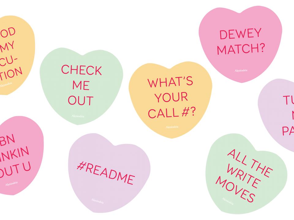 Candy hearts png. Decorate with library themed