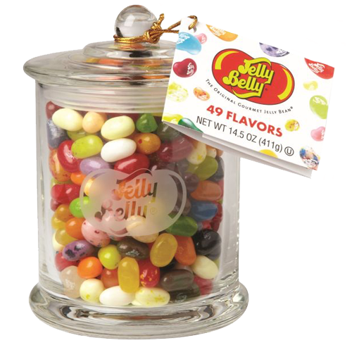 Candy jar png. Jelly belly flavors beans