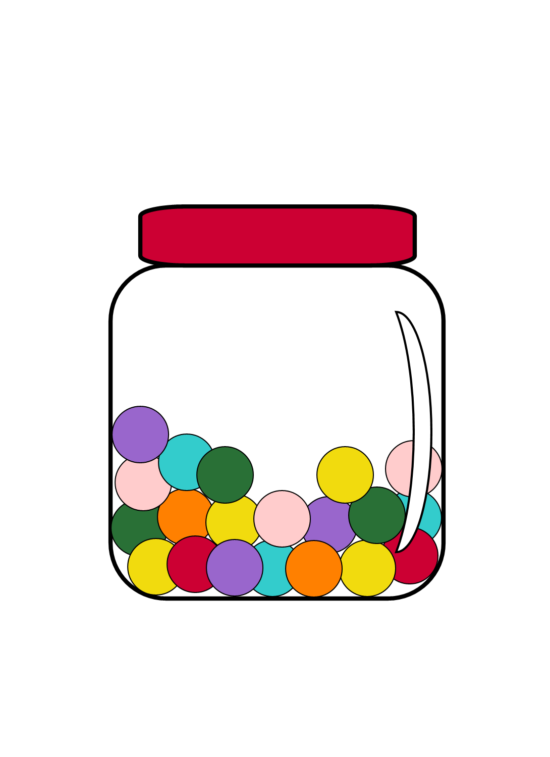 Sweets clipart jar. Candy
