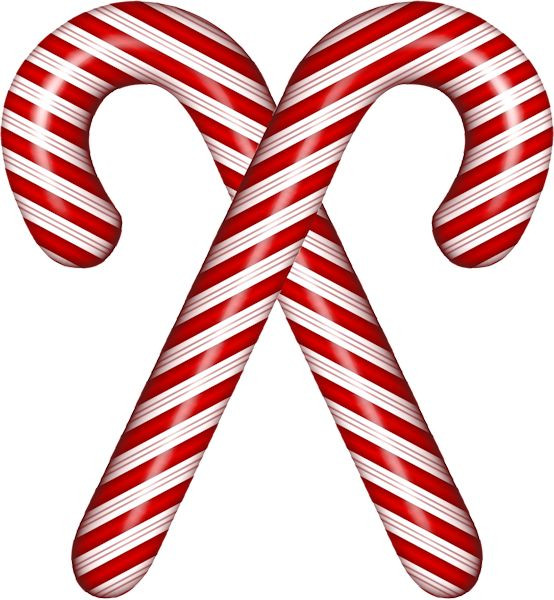 Canes clipart peppermint stick. Candy at getdrawings com
